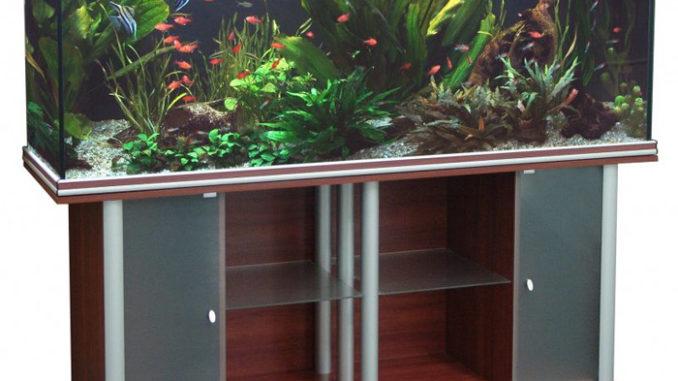 на что установить аквариум