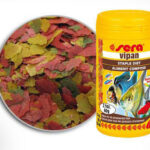 Sera Vipan, хлопья для аквариумных рыбок